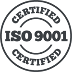 Certified ISO logo