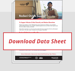 Download the Razberi OnSite Support Data Sheet