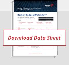 EndPointDefender Data Sheet