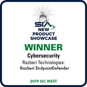 endpointdefender, 2019 new product showcase, sia