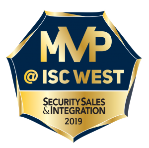 ISC west 2019, most valuable product, edge