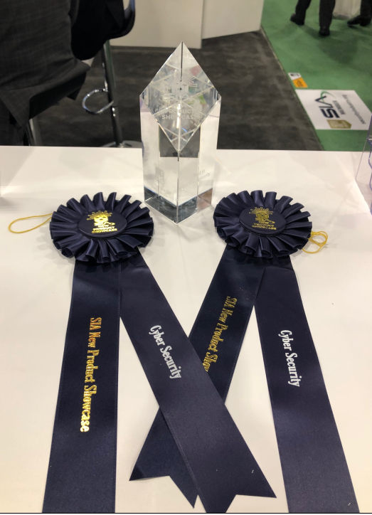 2019 SIA New Product Showcase Winner ISC West