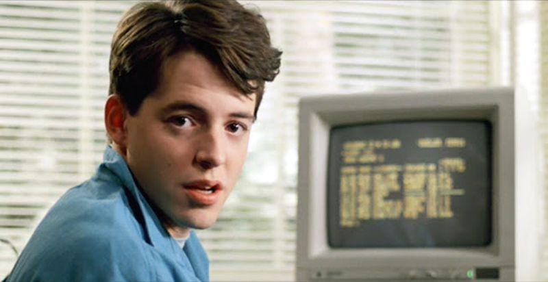 High school hacker, education security, ferris bueller,